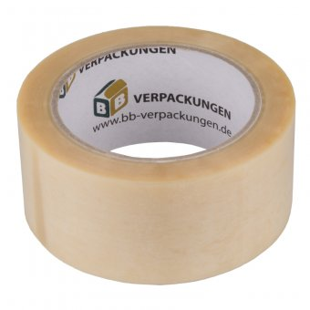 Klebeband PVC (transparent)